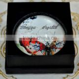 wholesale clear crystal glass acrylic paperweight