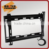 Ultra slim tilting LCD TV wall mount bracket for Plasma flat screen from 32 ~25 inch screen