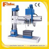 China Z3050x16 radial drilling machine, drill machine, electric drill price, vertical borehole drilling machine