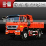 Cheaper than used truck!Sinotruk huanghe 4x2 mini dump truck hot sale in Asia, South America and Africa