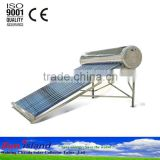 2016hotsale vacuum tube solar water heater 100L                                                                         Quality Choice