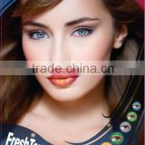 2016 most popular HOT SELL Korea wholesale fresh tone cheap colored contact lenses