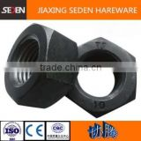 manufacture stainlesee steel colored hex nut