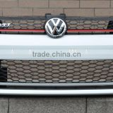 2014 VW Golf 7 GTI facelift , front bumper with DRL for Golf 7 GTI style