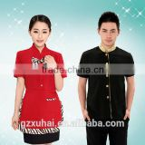Hotel /restaurant waiter uniform design