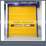 Roll Up Fast Door Fabric/ Industrial Roller Shutter High Speed Door CE approved/High Speed Door