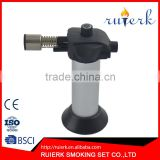 Details about Butane Gas Flame Blowtorch Blow Torch Culinary Lighter Burner solder canister EK-035
