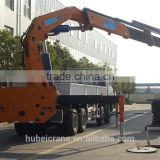 SQ700ZB4,35t heavy crane with folded boom high quality truck mounted crane lifting crane.