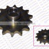 14T 530 Front Sprocket 19 Spline Reverse Gear Box Kazuma Falcon Dingo Panda 150cc 250cc Quad ATV Parts