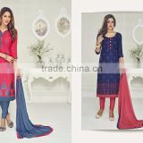 Indian Designer Salwar suits have been the best comfortable and ethnic wear for women since many occasion outfits.