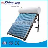 Cheep price heat pipe solar collector/geyser/water heater solar home system