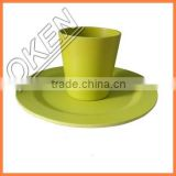 Cups & Saucers Drinkware Type bamboo fiber cup