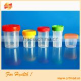 sterilized FDA approved disposable urine cup plastic up