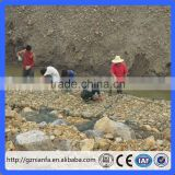 Direct Price Stone Cage River Bank Protection 1m*1m*2m Mesh Size 60*80 PVC Coated Gabion Basket(Guangzhou Factory)