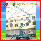 Articulated Boom Lift 0086-371-65866393