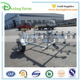 2015 Galvanized rc trucks boat trailer for Australia and New Zealand