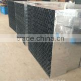 1.1m*1m Galvanized Sheet Honeycomb Vents