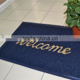 Best sales pvc coil door mat for hotel lobby Entrance mat
