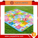 Baby Play Mat Child Activity Foam Floor Soft Kid educational Toy Gift Gym Crawl single side 200x160x0.5cm