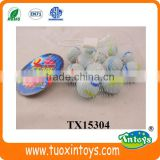 23mm glass marble play game toy round ball set for children