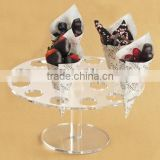 ice cream cone crispy hot selling nice display