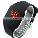 cheap fashion touch screen led watch,LED watch