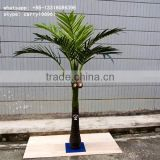 LXY081809 wholesale ornamental plants bonsai artificial areca palm bonsai tree