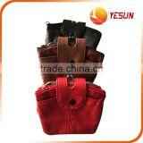 Professional mould design factory directly genuine leather coin purse
