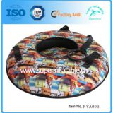 Heavy Duty Snow Tube with 600D Nylon Cover