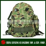 Camouflage military camel mountain backpack