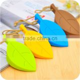 Convenient Silicone Silicone Leaves Decor Design Door Stopper Stop Jammer Guard Baby Safety Home For Children 3 Colors