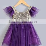 Elegant Princess Girls' Dresses Baby Toddler Lace Dress Readymade Garments Wholesale Market