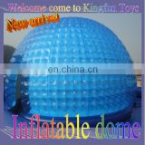 2014 New design inflatable bubble tent