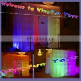 LED inflatable photo cube tent for sale