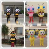 best seller & free shiping bee mascot costume for lovers