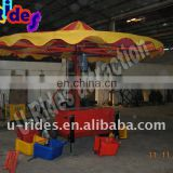 Amusement Swing Ride with Trailer(U-BR-022-B)