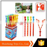 top selling outdoor toys colorful 48cm bubble wand big bubbles for kids