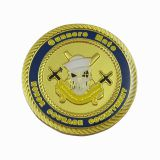 Grgifts Promotion Gold Plated Cheap Custom Challenge Metal Coin For Sale