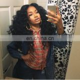 Brazilian loose deep wave hair weave