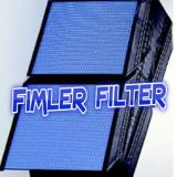 Donaldson Filters P03-0085 Duratek/Spider-Web Front filter. Pairs with P03-0086, P030085-016-190