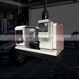 Chinese cnc wheel lathe AWR32H for wheel scratch repairing