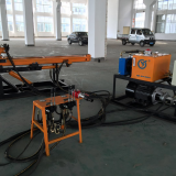 Professional Full Hydraulic Anchoring Bolthole Drilling Rig high quality parts of 10-40m hole depth from Chinese factory