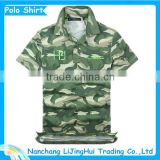 Hot sell new design 100% cotton heavy weight polo shirt                                                                                                         Supplier's Choice