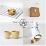 wooden crafts spoon bowl,Zakka home items ,Natural wood crafts