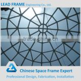 2015 Hot sale glass dome roof for conference hall