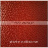 Barton print genuine cow leather for notebook leather