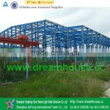hotsale products peb steel structure/prefabricated steel warehouse/prefab steel structure Factory
