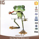 Wholesales colorful lovely iron green bath mat frog