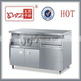 1.2 Meter Hot Sale Fast Food Working Table                                                                         Quality Choice