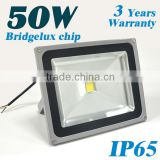 high lumen Waterproof used in garden and stadium warranty 3 years ip65 outdoor 50w led flood light